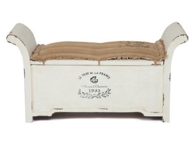 Банкетка Secret De Maison Volance Белый (mod. M-6104)