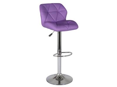 Барный стул Алмаз WX-2582 экокожа фиолетовый