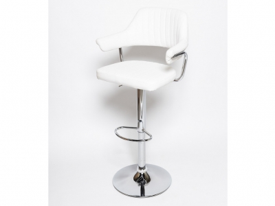 Барный стул BN-1181 белый