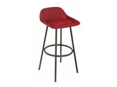 Барный стул Bosito wine red