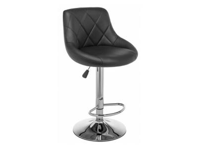 Барный стул Curt чёрный