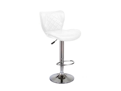 Барный стул Кадиллак WX-005 экокожа белый