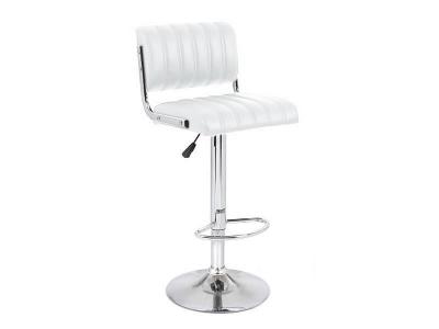Барный стул Купер WX-2788 экокожа белый