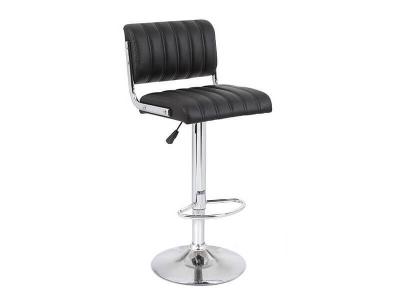 Барный стул Купер WX-2788 экокожа чёрный