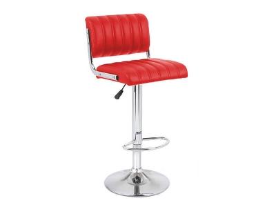 Барный стул Купер WX-2788 экокожа красный