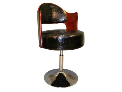 Барный стул Лого LMZ-5388 черный крокодил