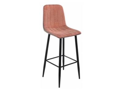 Барный стул Marvin terracotta - brown