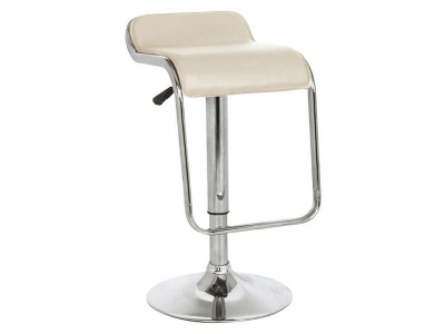 Барный стул Пегас WX-2316 экокожа бежевый