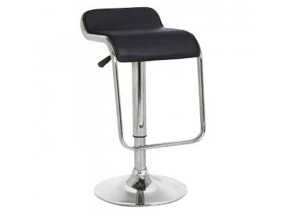 Барный стул Пегас WX-2316 экокожа чёрный