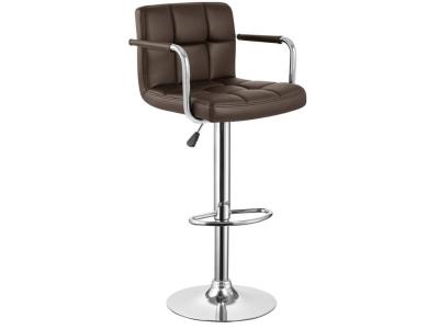Барный стул BN 1013 (WY 451U) коричневый