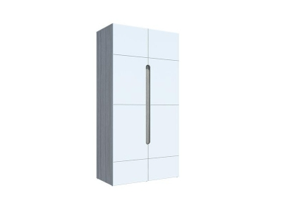 Шкаф 2-х ств. Палермо-3 1068х2078х509 мм