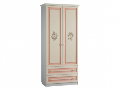 Шкаф 2-створчатый с ящиками Алиса 2149х970х489 мм