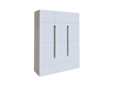 Шкаф 3 ств. Палермо-3 1602х2078х509 мм