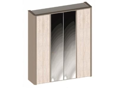 Шкаф 4-х дверный Лацио 1953х530х2300