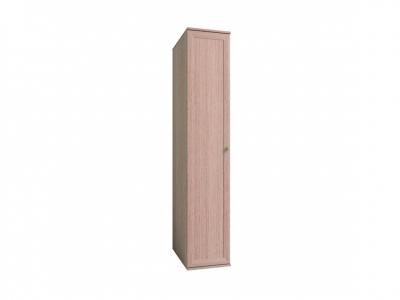 Шкаф для белья 1 Милана Дуб отбеленый 400х590х2113
