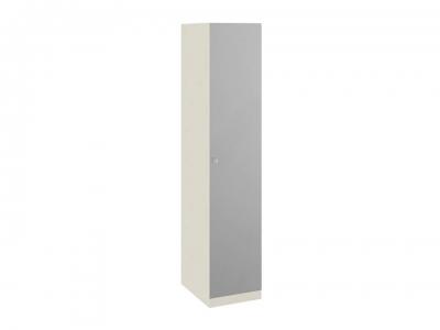 Шкаф для белья с 1 зерк. дверью Лорена СМ-254.07.02 Штрихлак