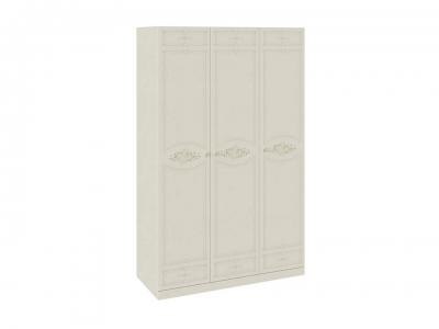 Шкаф для одежды и белья с 3 глух. дверями Лорена СМ-254.43.002 Штрихлак