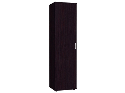 Шкаф для одежды и белья Виспа 5 560х400х211 Орех Балтимор - Венге