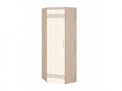 Шкаф для одежды угловой лев-прав 39.04 Мэри 760х760х2140
