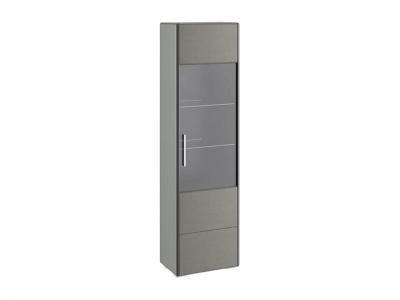 Шкаф для посуды Наоми ТД-208.07.25 Джут, Серый