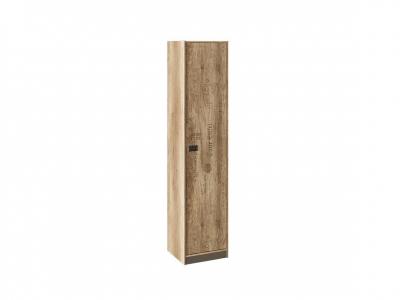 Шкаф для белья Пилигрим ТД-276.07.21 Дуб Каньон светлый, Серый