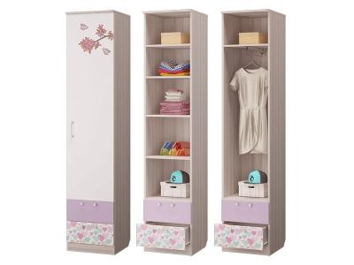 Шкаф для белья с 2-мя ящиками Адель