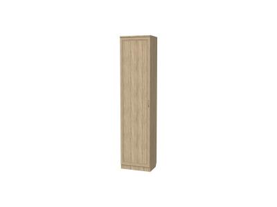Шкаф для белья со штангой артикул 107 дуб сонома