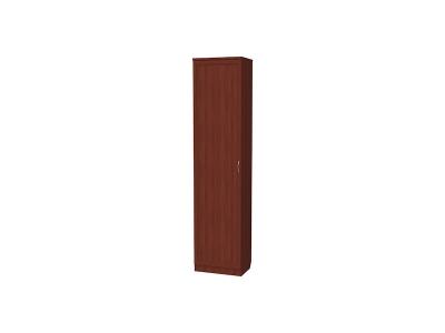 Шкаф для белья со штангой артикул 107 итальянский орех