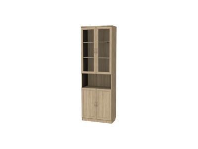 Шкаф для книг артикул 207 дуб сонома