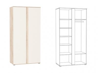 Шкаф для одежды 13.325 Лея