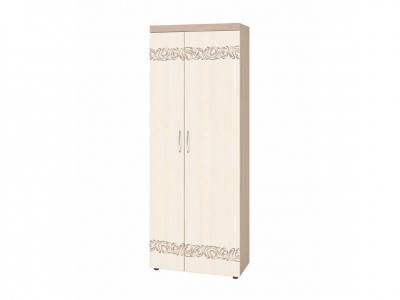 Шкаф двухдверный многофункциональный 39.02 Мэри 800х390х2140