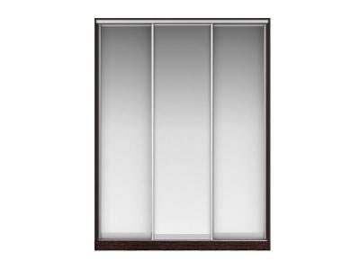 Шкаф-купе Наоми Вариант 4 Фасады Зеркало