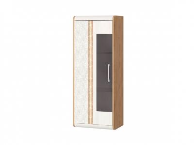 Шкаф-витрина малый лев-прав 65.07 Адель 500х350х1300
