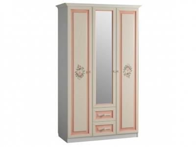 Шкаф 3-створчатый с ящиками Алиса 2149х1270х579 мм