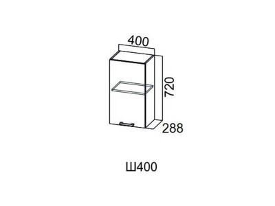 Шкаф навесной 400/720 Ш400/720 Лофт