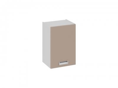 Шкаф навесной правый В_60-40_1ДР(Б) Бьюти Капучино