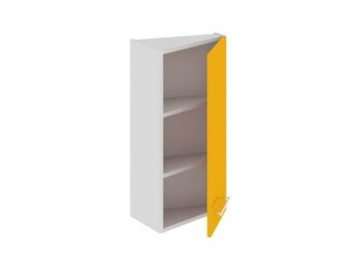 Шкаф навесной торцевой ВТ_72-40(45)_1ДР Ассорти Лимон