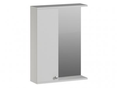 Шкаф с зеркалом Белый