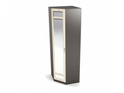 Шкаф угловой с зеркалом Венера 2270х750х750