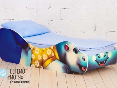 Детская кровать Бегемот - Мотя
