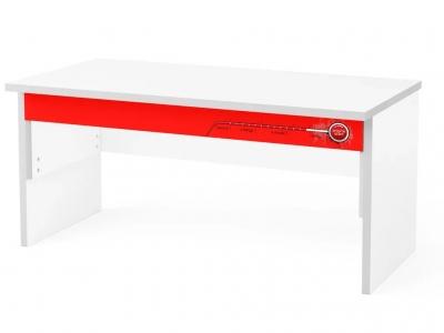 Детский растущий стол Q-bix 120 красный