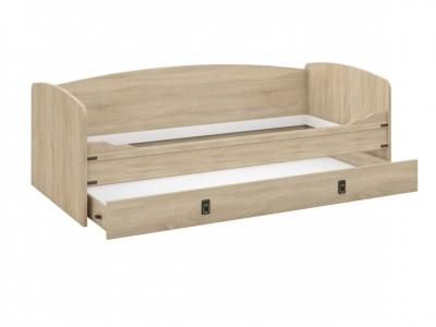 Диван-кровать Валенсия Дуб сонома с настилом