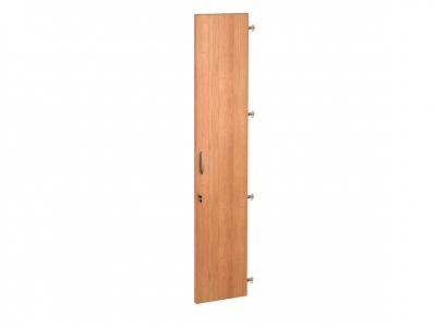 Дверь ЛДСП 5 секций с замком правая 61.66 Альфа 370х1970