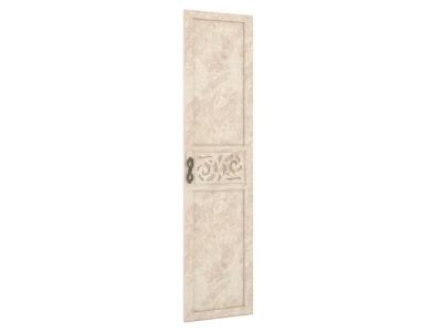 Дверь распашная глухая Александрия ЛД 125.002.000 Кожа Ленто