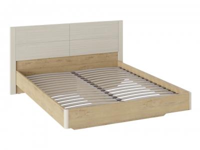 Двуспальная кровать Николь СМ-295.01.001 Бунратти, Бежевый