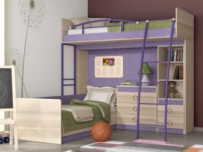 Двухъярусная кровать Индиго ГН-145.006