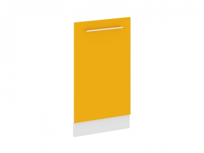 Фасад для посудомоечной машины ФПМ_72-45 Ассорти Лимон