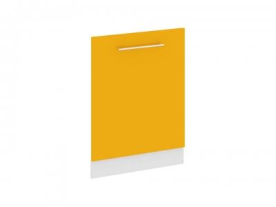 Фасад для посудомоечной машины ФПМ_72-60 Ассорти Лимон