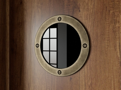 Иллюминатор декоративный Навигатор ТД-250.07.20-01