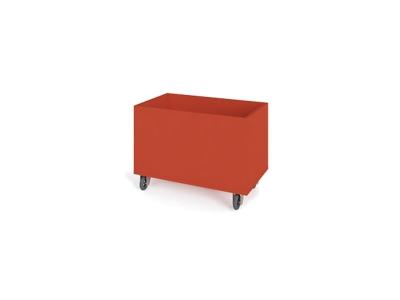 Ящик для игрушек красный ДМ-Т-2-5 Пожарный 597-361-406
